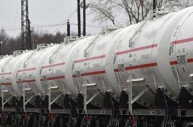 Уралвагонзавод отправил заказчику сто цистерн для перевозки растительных масел