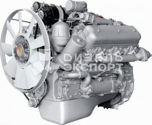 Турбированные двигатели ЯМЗ-236