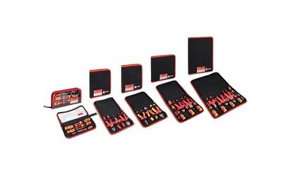 Удобные наборы диэлектрических инструментов для монтажников от EKF