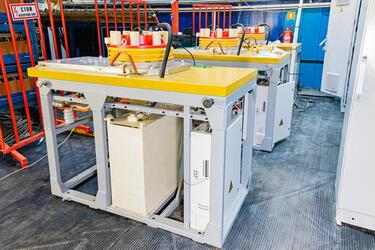 НИИЭФА отгрузил первую партию коммутационной аппаратуры для термоядерного реактора во Франции