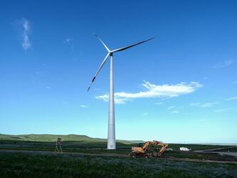 Волгограднефтемаш впервые изготовил оборудование для ветроэнергетических установок.