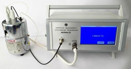 «Росэлектроника» разработала самый точный прибор для измерения сопротивления