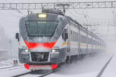 Шесть поездов ЭП2Д поставит ТМХ до конца 2020 года Центральной ППК