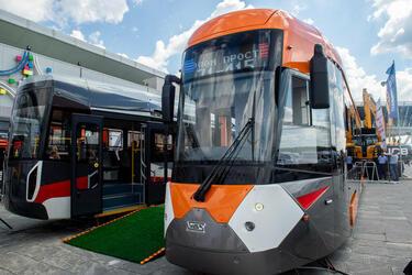 «Уралтрансмаш» поставил в Нижний Тагил новые трамваи
