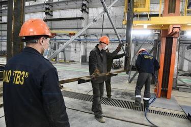В Торжке Тверской области возобновляется производство вагонов