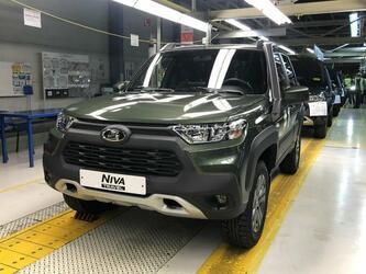 «Автоваз» начал производство нового внедорожника Lada Niva Travel