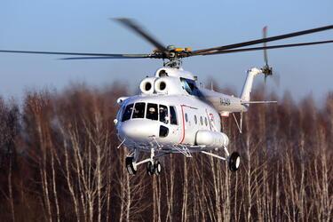 Вертолеты России передали заказчику партию из пяти Ми-8МТВ-1