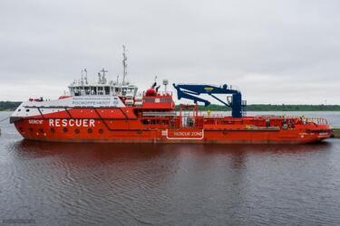 Невский ССЗ передал заказчику многофункциональное аварийно-спасательное судно «Бейсуг»
