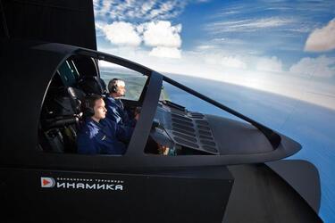 «Технодинамика» поставила тренажер экипажа Су-34 учебному центру ВВС