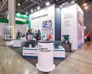 «ВИБРОТЕХНИК» примет участие в выставке «Аналитика Экспо 2021»