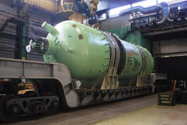 Ижорские заводы заключили контракт на поставку двух компенсаторов давления для АЭС Куданкулам