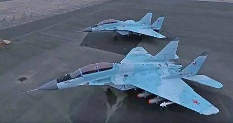 Корпорация «МиГ» разработала систему ограничения предельных режимов полета для МиГ-35