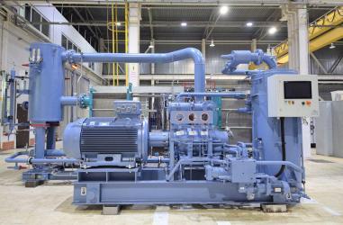 Система холодоснабжения GEA доказала свою эффективность в «Молвесте