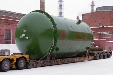 ПАО «Уралхиммаш» закончил поставку гидроемкостей для АЭС «Куданкулам» (Индия)