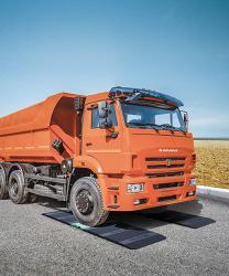 Обновление ПО для автомобильных весов «Тензо-М»