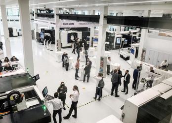 Технологические дни DMG MORI в Москве