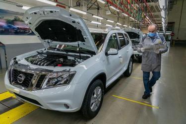 В Москве на заводе «Рено» запущен модернизированный цех
