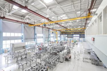В ПАО «МСЗ» создан участок производства ядерного топлива для китайского реактора CFR-600