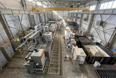 Отгружено 115 единиц оборудования для термообработки