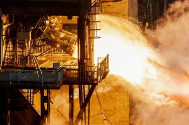 Наклонный стенд на «ОДК-Кузнецов» испытал двигатели для ракет в шеститысячный раз