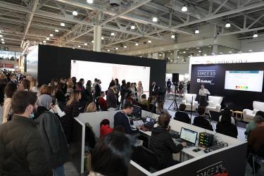 Выставку MosBuild 2021 посетило 66 588 человек из 41 страны и 82 регионов России