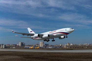 Очередной серийный Ил-96-300 совершил первый полет