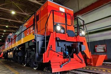 «Синара – Транспортные Машины» поставил тепловозы ТЭМ10 для работы на территории ТМК