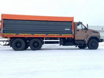 «МегаТрон» построил самосвал для сельскохозяйственной отрасли на базе шасси «Урал NEXT 73945»