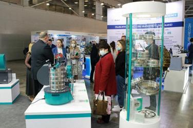 «ВИБРОТЕХНИК» принял участие в выставке «Аналитика Экспо 2021»