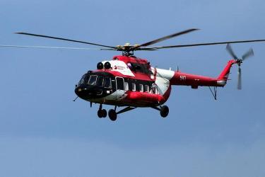 «Вертолеты России» передали партию Ми-8МТВ-1 для «Газпром авиа»