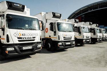 Парк X5 Logistics пополнился 12 грузовиками Daewoo от «ПремиумАвто»