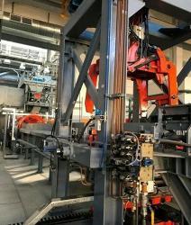 В Челябинске на заводе «Турбина» запущена новая литейная формовочная линия