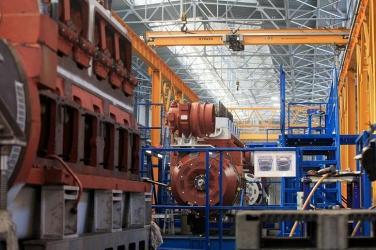 На «Пензадизельмаше» собрали сотый тяговый генератор постоянного тока ГПП-840