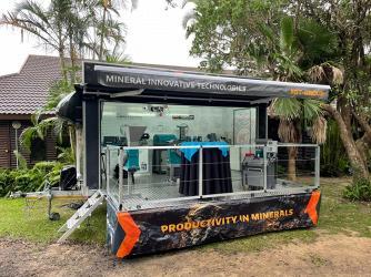 Продолжается турне мобильной лаборатории «ВИБРОТЕХНИК» по Южной Африке