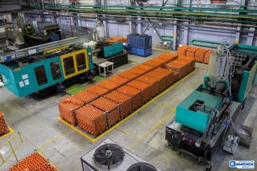 СинТЗ расширил парк оборудования по производству деталей для защиты труб