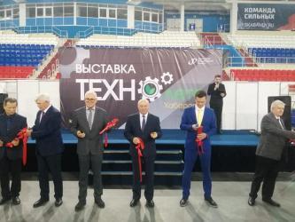 В Хабаровске начала свою работу выставка «Энергетика ДВ региона  - 2021»