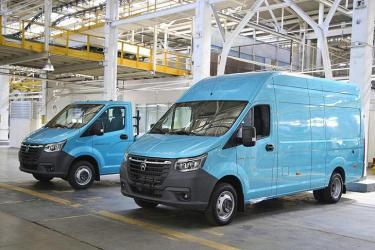 Группа ГАЗ начала серийное производство автомобиля «ГАЗель НН»