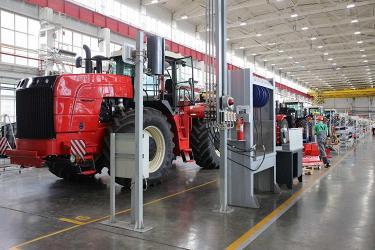 Ростсельмаш приступает к строительству тракторного завода