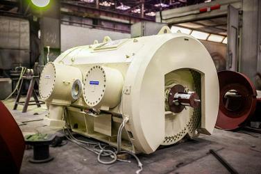 «Электротяжмаш-Привод» изготовил электродвигатели для «Арктик СПГ 2»