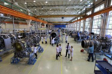 «ОДК-Пермские моторы» поставили газотурбинные установки компании «Газпром добыча Ямбург»