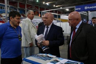 Промышленные выставки вернулись в Хабаровск