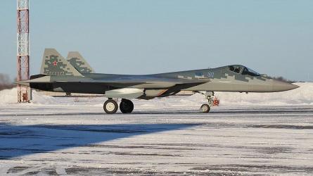 Минобороны получит в 2021 году четыре самолета Су-57
