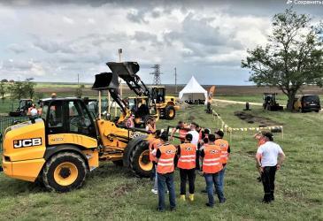 JCB провела федеральный тренинг для дилеров сельскохозяйственной техники