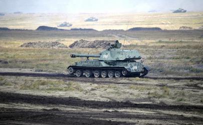 «Уралтрансмаш» отремонтирует гаубицы «Акация» для Беларуси