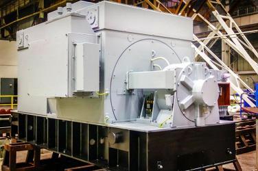 Электротяжмаш-Привод поставил турбогенератор на Семаковское газовое месторождение