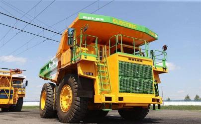 БЕЛАЗ совершает «зеленую революцию»
