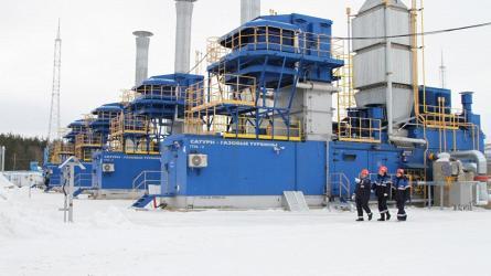ОДК поставила газоперекачивающие агрегаты на Береговое месторождение на Ямале