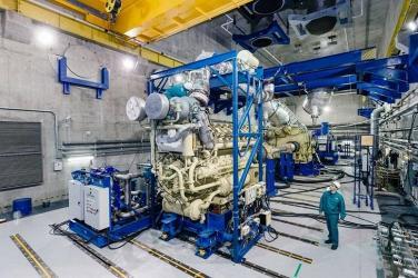 ОДК поставила на Северную верфь дизель-газотурбинный агрегат для фрегата проекта 22350