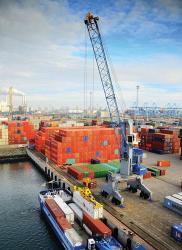 Konecranes запустила в производство мобильные портовые краны шестого поколения