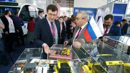 Ковровский электромеханический завод наращивает объемы экспортных поставок